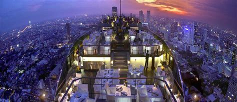 roof top bar in bangkok 10 reasons to visit bangkok s stunning rooftop bars vertigo and moon bar at banyan