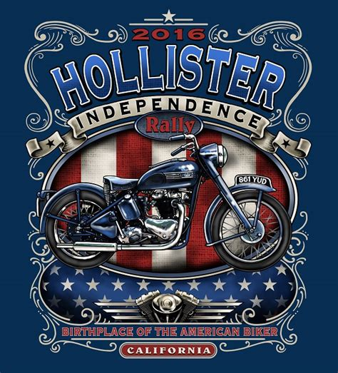 Tshirt Believe 019 Riders Clothing the 2016 hollister independence rally johnny s bar and grill
