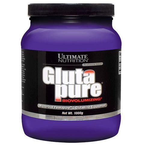 Ultimate Nutrition Glutapure 400gr ultimate nutrition glutapure glutamine