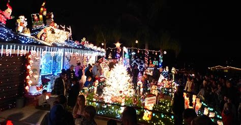 2015 north county christmas lights displays