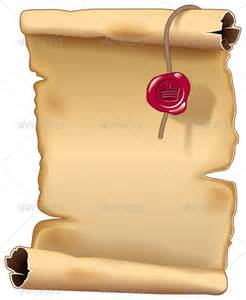 Ancient Parchment Scroll   GraphicRiver