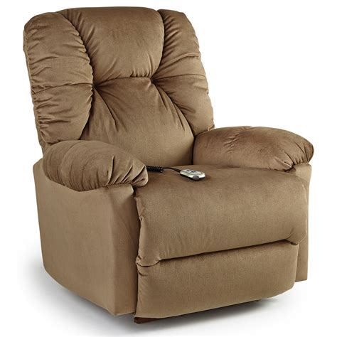 Rocker Recliner Lift Chair by Best Home Furnishings Recliners Medium Romulus Power
