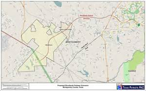 map of woodlands montgomery county road bond forum pros and cons april 2
