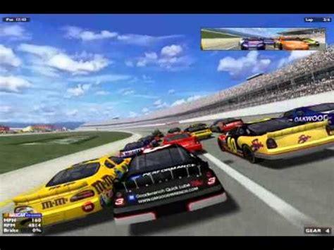 Track Racing 29 Pc 861 Nascar Heat Pc Walkthrough R9 Talladega 500