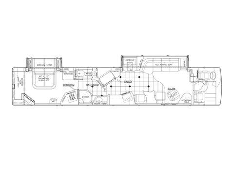 prevost rv floor plans 100 prevost rv floor plans 2003 liberty coach m7151