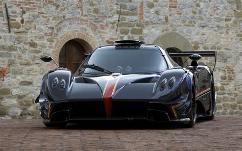 pagani zonda revolucion pagani zonda revolucion final edition revealed photos