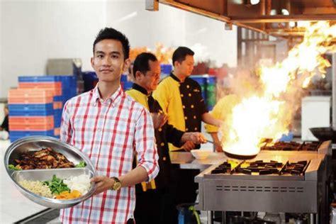 memulai usaha katering ini kunci sukses bisnis katering gibran rakabuming putra