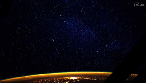 imagenes 4k espacio nasa impresionantes auroras boreales en el espacio en 4k