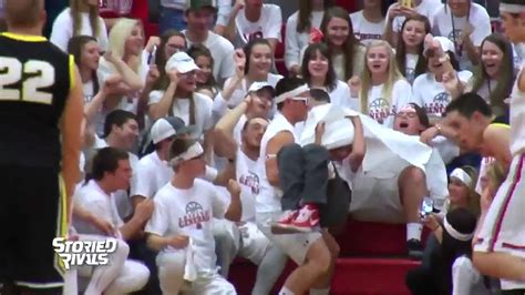 section high school high school student section sets gold standard for free