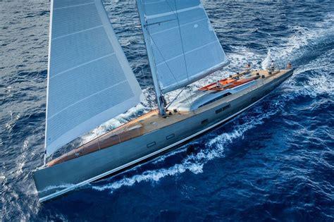 classic boat song yacht nikata a baltic 115 custom superyacht