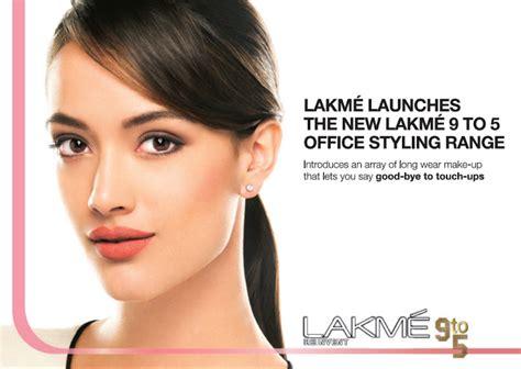 lakme 9 to 5 office stylist makeup range product and lakme 9 to 5 office stylist range the indian beauty blog
