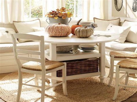 Breakfast Nook Furniture with Storage ? Cabinets, Beds
