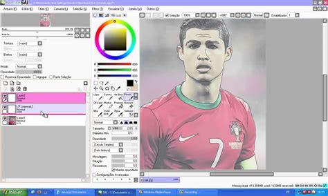 paint tool sai za darmo 2 como desenhar no paint tool sai