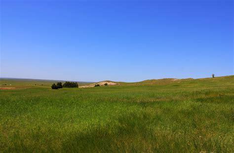 south dakota landscape free stock photo of grassland landscape at badlands