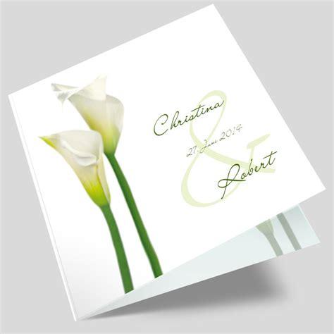 Hochzeitseinladungen Mit Foto by Fotokarte Hochzeitseinladung Callatraum
