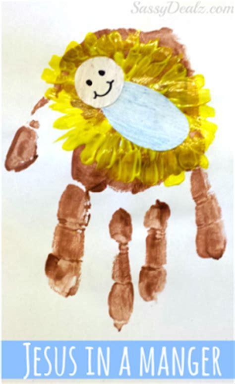 cute christmas handprint crafts  kids crafty morning