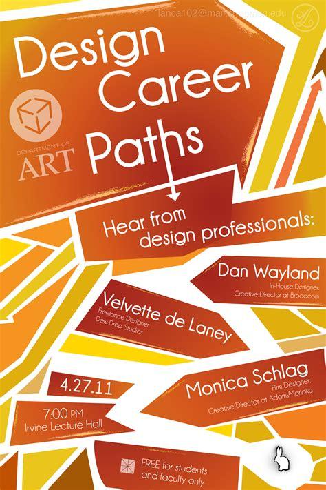 design poster event design career paths poster asia lancaster