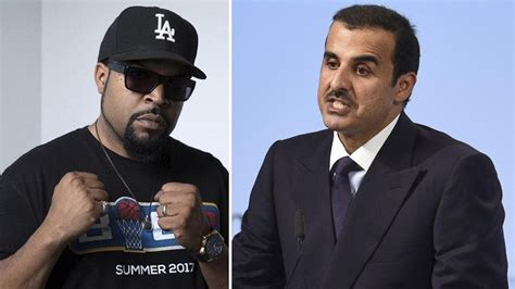 Files Lawsuit by Rapper Cube Files Lawsuit Claiming Qatari Officials