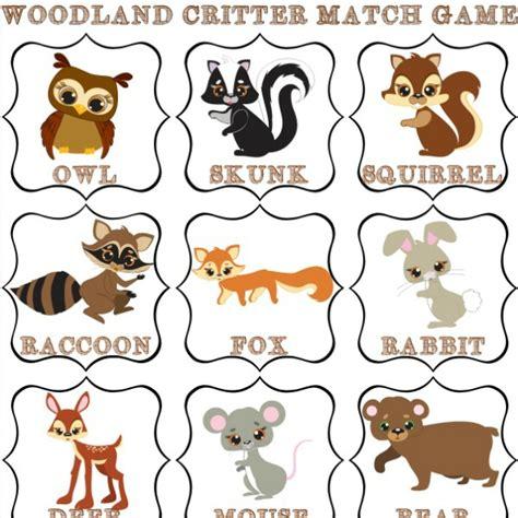 printable animal matching game match game printable ruffles and rain boots