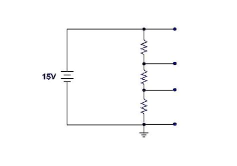 resistor divider ic reading a voltage divider schematic electrical engineering stack exchange