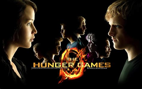 the hunger games the hunger games wallpaper 27627297