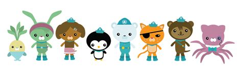 octonauts templates mamma and me octonauts characters for my daughters