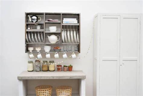 Bancos Para Cocina Modernos #5: El-estante-de-placa-rústica.jpg