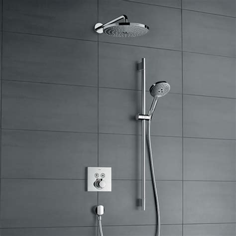 duschbrause set grohe showerselect trims transform your shower hansgrohe us