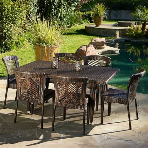 Christopher Outdoor Furniture by Wayfair Patio Furniture Patio Table Sale Wayfair Patio