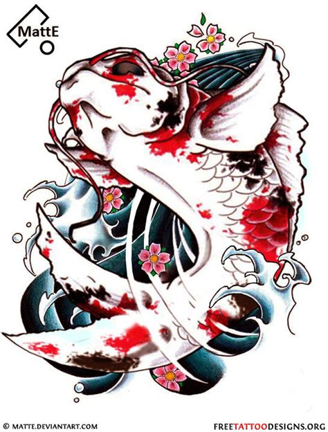 chinese love tattoo designs 40 koi fish tattoos japanese and designs