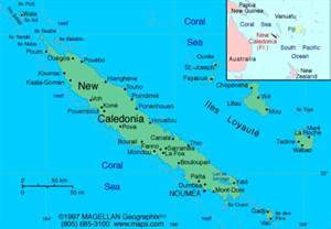 new caledonia world map atlas new caledonia