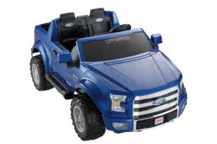 Power Wheels F150 Truck Fisher Price Introduces 2015 Ford F 150 Power Wheels