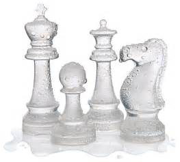 Unique Chess Sets For Sale Ice Speed Chess Set