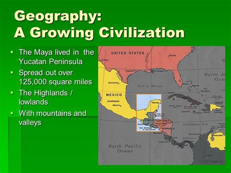 5 themes of geography guatemala the maya civilization ppt video online download