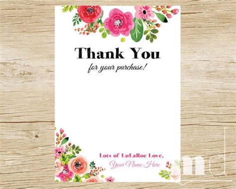 thank you letter to vip customers best 25 thank you lularoe ideas on packaging