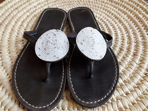 maasai sandals designs a gift guide to nairobi s maasai markets