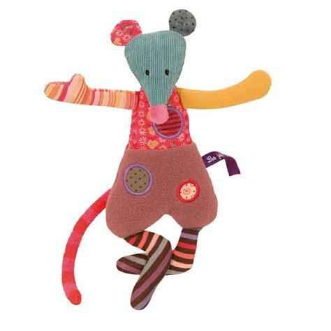 moulin roty mouse comforter moulin roty les jolis pas beaux la souris mouse