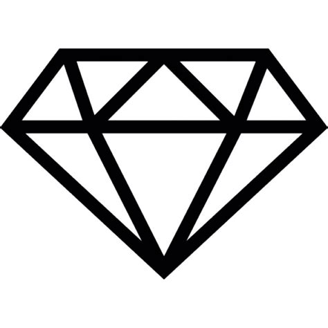 diamond tattoo vector diamond outline vectors photos and psd files free download