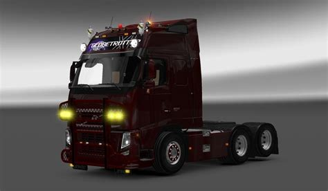 ets2 mod game fixes volvo fh classic by peerke145 v1 3 fix truck ets2 mod