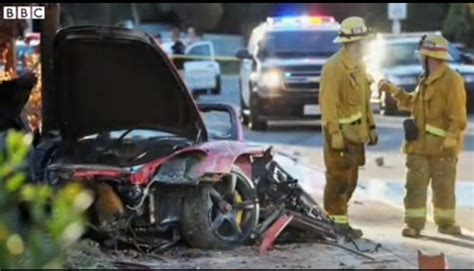 paul walker porsche crash paul walker fast furious star horror porsche crash
