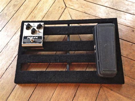 homemade pedal board design diy pedalboard image 693128 audiofanzine