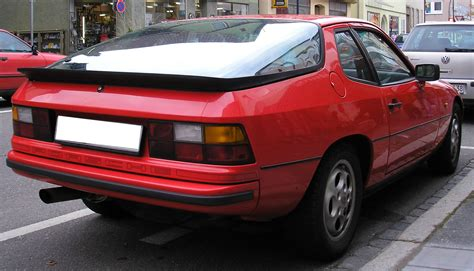 Wiki Porsche 924 by Datei Porsche 924 Rear1 Jpg