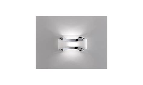 selene illuminazione selene illuminazione applique led serie ionica glass in