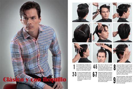 corte de pelo hombre paso a paso corte para hombre corte de cabello paso a paso