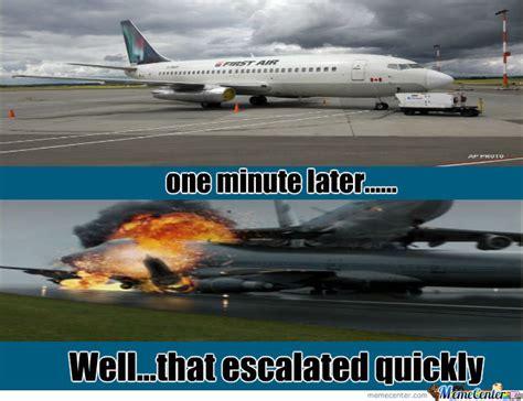 Plane Memes - plane crash by dalton365 meme center