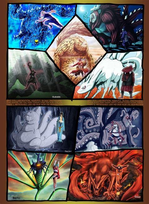 Kaos Anime Tailed Beast 268 best jinchuuriki images on boruto anime and shippuden