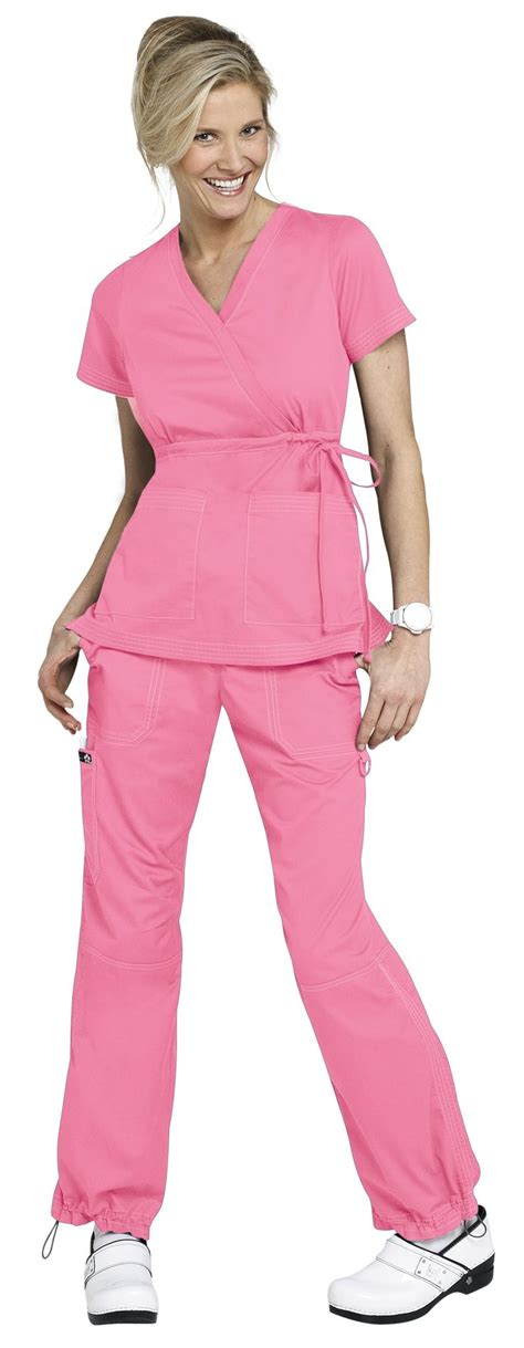 Assistant Uniforms by I Need These I Cannot Find Bubblegum Pink Scrubs Anywhere J Adore Drawstring