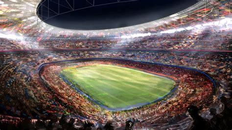 wallpaper football stadium desktop background hd