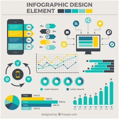 infographic template free chart vectors photos and psd files free download