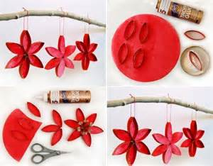 How To Make Christmas Decorations At Home Easy by 45 Diy Creative And Easy Christmas Tree Ornaments